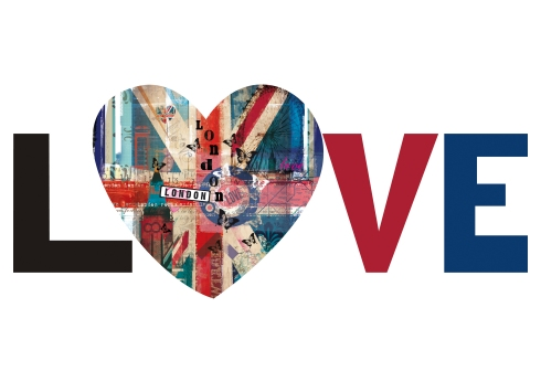 Love London Heart-rgb